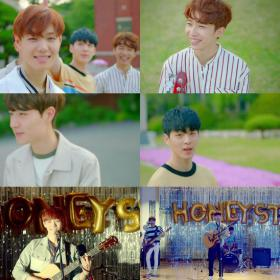 HONEYST《Like You》MV 预告(图文)