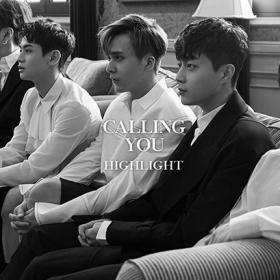 HIGHLIGHT《Calling You》概念照(图文)