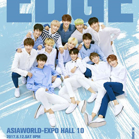 "2017 SEVENTEEN 1ST WORLD TOUR ""DIAMOND EDGE"" ,将於8月12日再次袭港(图文)"