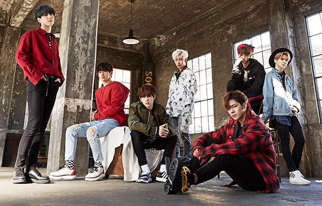 GOT7《MY SWAGGER》