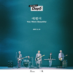 DAY6《You Were Beautiful》首波预告(图文)