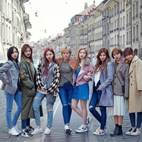 TWICE旅游真人秀《TWICE in Suisse》今日开播