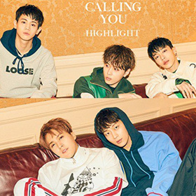 HIGHLIGHT《Calling You》歌词预告(图文)