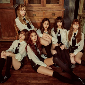 女团GFRIEND将於7月9日带来海外首站 「2017 GFRIEND The First Mini Concert in Taiwan」(图文)
